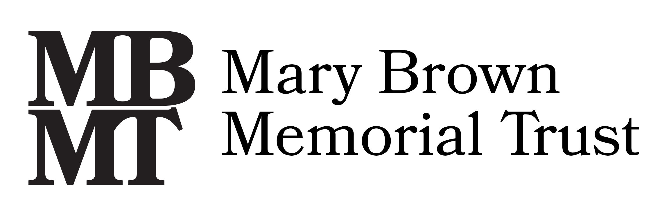 The Mary Brown Memorial Trust